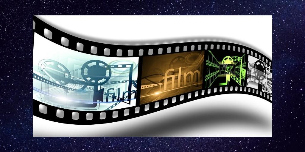 Pictur of Film for book trailer