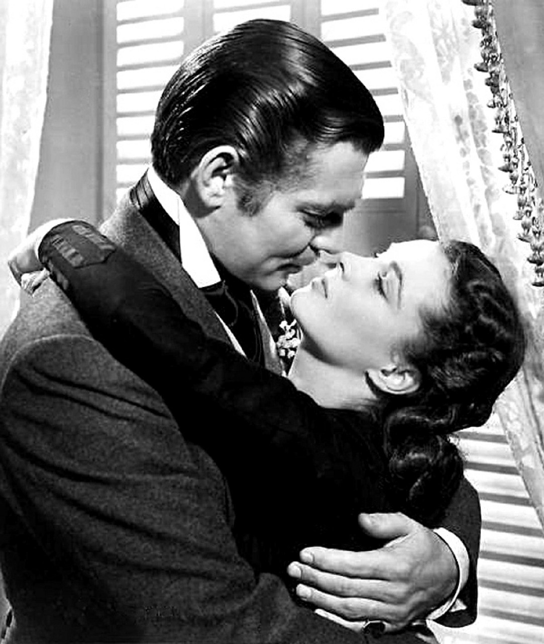 Gone with the wind, clark gable