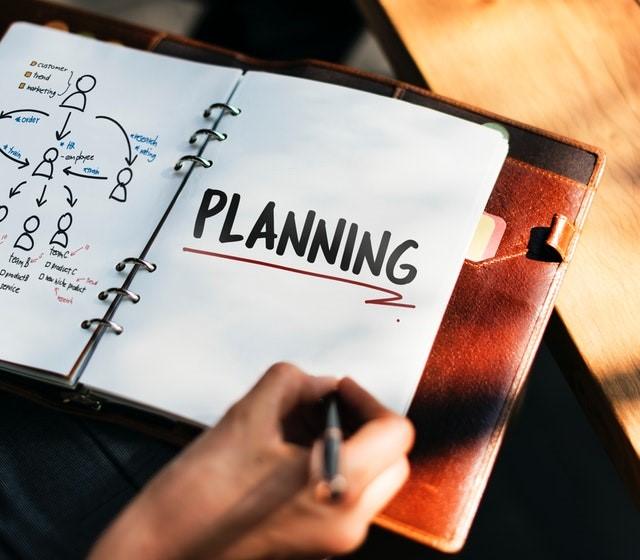 Planning, planners, plan