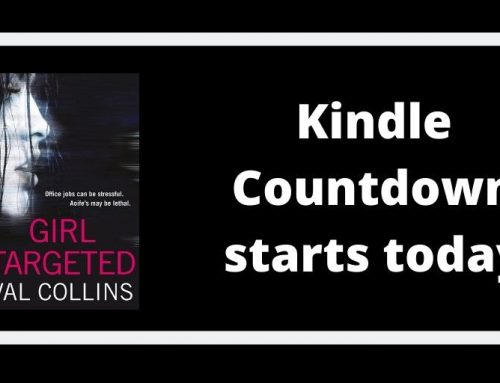 Psychological Thriller – 'Girl Targeted' -Kinde Countdown Deal